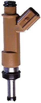 Re-manufactured Single Denso Fuel Injector Atlanta Mall 2008-2012 Toyota High material For
