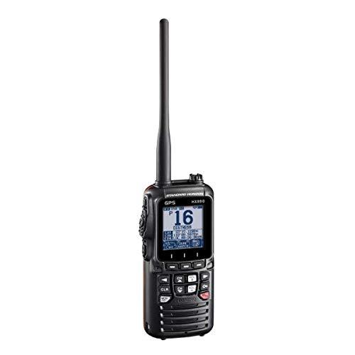Standard Horizon HX890E VHF Handheld (Nero)
