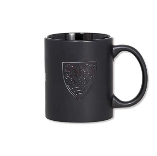 VfB Stuttgart Zaubertasse Magic Mug Tasse (one Size, schwarz)