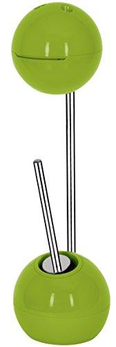 Spirella WC Bürste Rollenhalter Freestyler WC Garnitur 19,5x70cm Grün