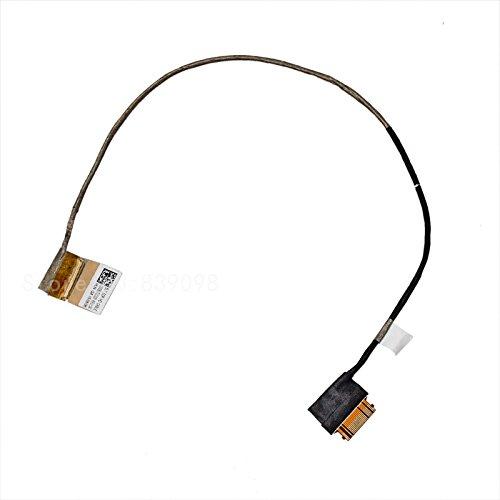Gintai LCD-Bildschirmkabel Ersatz für Toshiba Satellite L50-C L50D-C P50-C P50D-C DD0BLTLC020 C41 DD0BLTLC020 C41 DD0BLQLC060 DD0BLQLC040 DD0BLQLC010 30 Pins