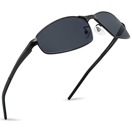 MAXJULI Polarized Sunglasses for Men Women Driving Fishing MJ8015...