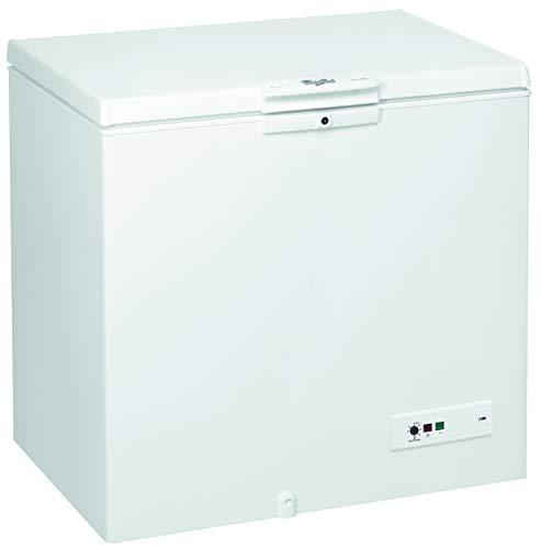 Whirlpool Congelador WHM31112 2/312 litros de capacidad neta/función de congelación/iluminación interior/Door Balance