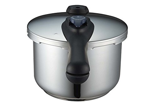 パール金属『クイックエコ3層底切り替え式圧力鍋5.5L』