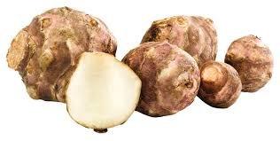 BrasilART - 5 Stück Topinambur Knollen, Saatkartoffel, Kartoffel, Erdapfel,