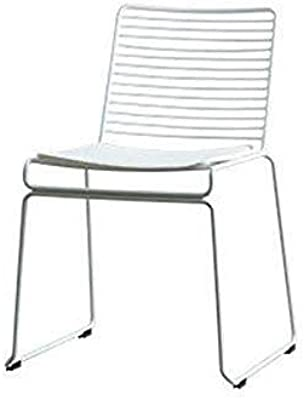 Stupendous Amazon Com Ql Qianlijiaji Bar Chair Metal Lounge Chair Theyellowbook Wood Chair Design Ideas Theyellowbookinfo