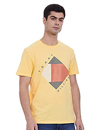 Tommy Hilfiger Men's Regular T-Shirt