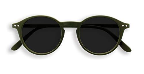 IZIPIZI PARIS   SUN LetmeSee #D Kaki Green Grey Lenses +0,00   Sonnenbrille  Sonnenschutz