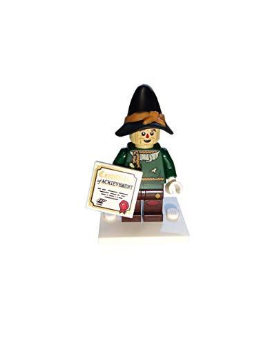 LEGO Movie 2 Minifigur 71023 (#18 Vogelscheuche)