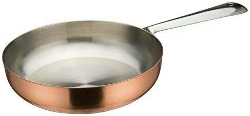 DCWC-201C 5-1 2?Dia x 1-3 Dealing full price reduction Translated 8?H Steel Fry Pan Stainless Mini