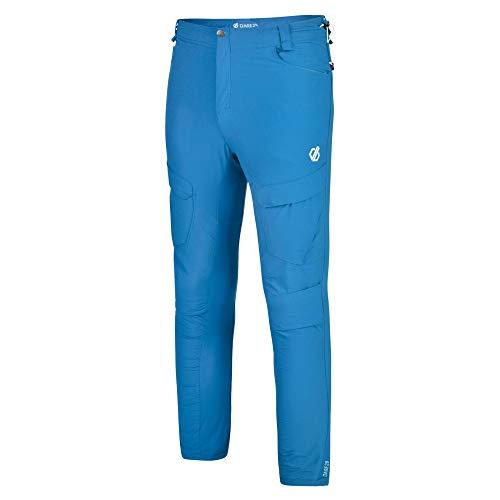 Dare 2b Herren Tuned in Ii Wasserabweisende Multi Pocket Wandern Outdoor Hose XS blau (Petrol Blue)