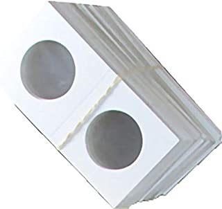 Coin Flips For Large Dollars, 100 Count, Guardhouse Brand Cardboard and Mylar 2