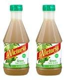 La Victoria Green Taco Sauce Mild, 15 Ounce (Pack of 2)