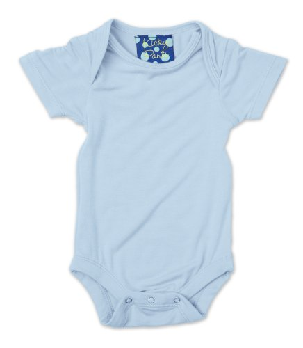 KicKee Pants Short Sleeved One-Piece, Pond