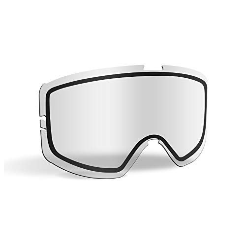 Polaris 509 Kingpin Dirt Adult Goggle Replacement Lens with Quick-Change Technology