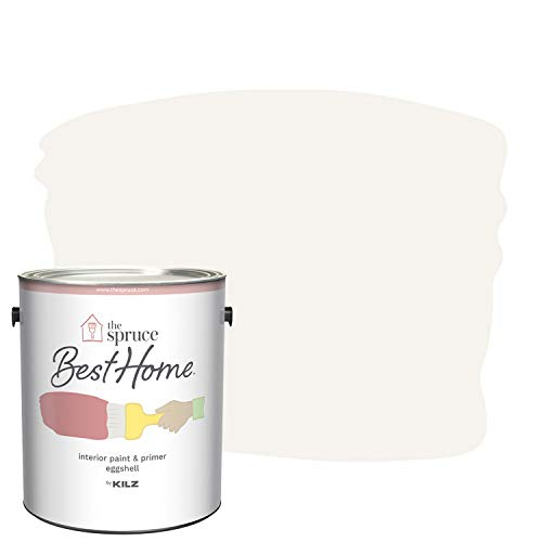The Spruce Best Home by KILZ Interior Eggshell Paint & Primer