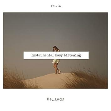 Instrumental Easy Listening Ballads, Vol. 03