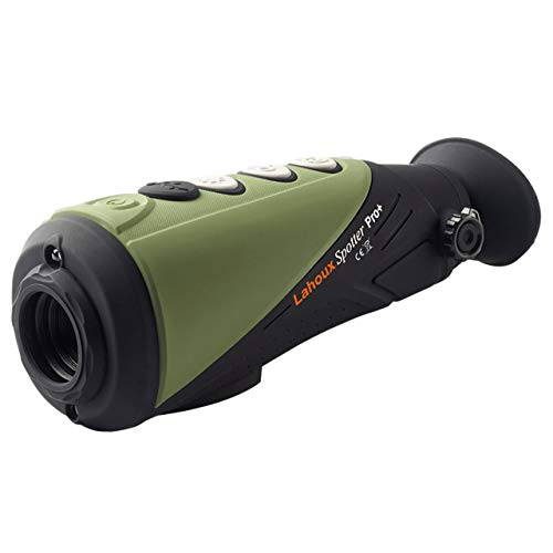 Lahoux Wärmebildkamera Spotter Pro+ 19 mm Objektiv 50hz Framerate VOx Detektor 384x288 px WIFI fähig Vergrößerung digital 1x 2x 4x