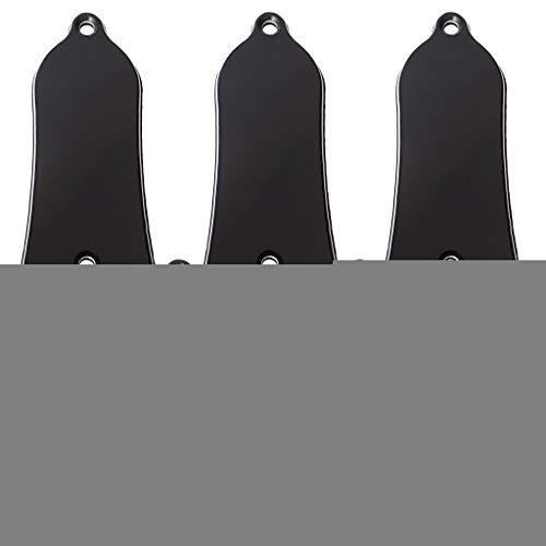 H HILABEE Set Mit 5 Stü Truss Rod Covers Für Gibson Standard Gitarren Ersatzteile