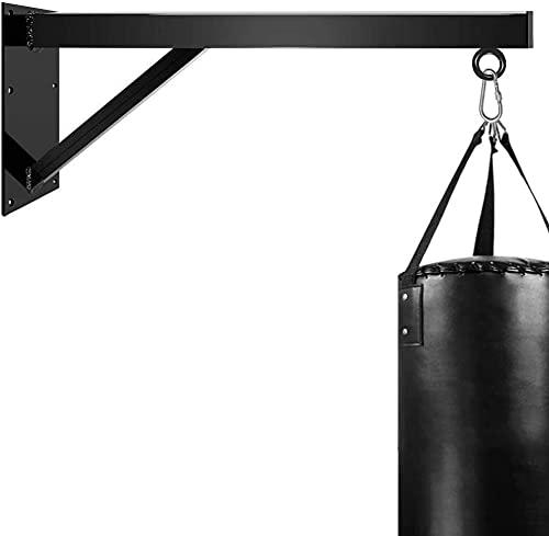 HLY Rack per Sacchi di Sabbia, portabagagli Fisso per Boxe, Attrezzatura per Allenamento Fitness Indoor sospesa per Fitness, Accessori per Attrezzature per l'allenamento Sanda Taekwondo