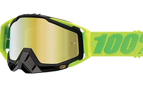100% Racecraft Anti Fog Mirror Goggles Sour Patch 2019 Bike Goggles