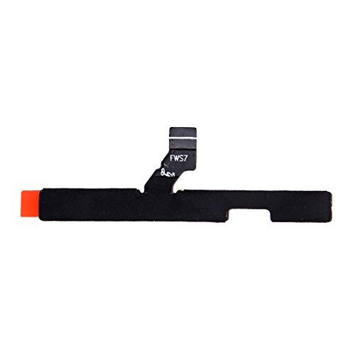 Jiangym Mobile Phone Flex Cable for Xiaomi Redmi Note 4G Power Button & Volume Button Flex Cable Flex Cable
