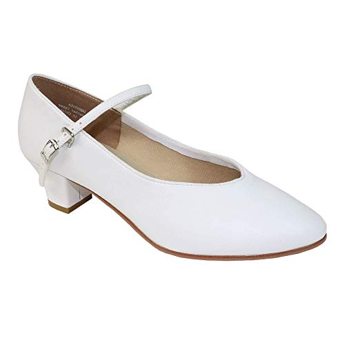 Top 10 best selling list for white leather character shoes
