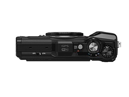 Olympus TG-5 Waterproof Camera with 3-Inch LCD, Black