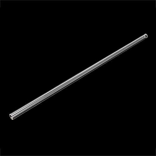 ZOUCY OD 12mm 14mm 16mm Transparent Acrylrohr PMMA Rohr Für Stück Wasserkühlung 50 cm