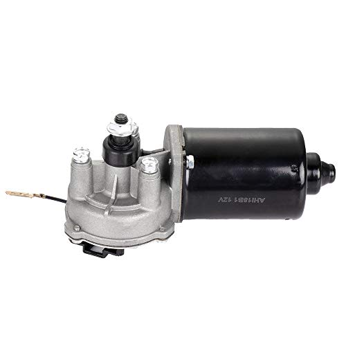 LUJUNTEC 55076549AC,620-00826 Windshield Washer Pump Motor fit for 1997-99 Dodge Ram 1500,2500,3500 Truck