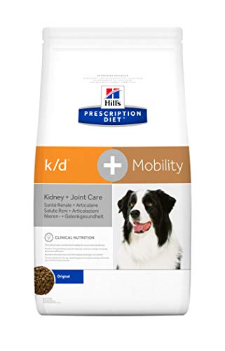 Hills Canine k/d+Mobility Secco 12 kg