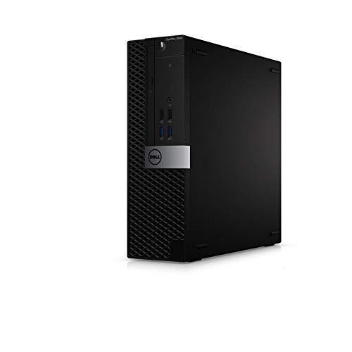 DELL Optiplex 3040 SFF i5-6400T 8GB 240GB SSD 500gb SATA WIN10PRO HDMI DISPLAY PORT (Ricondizionato Certificato)