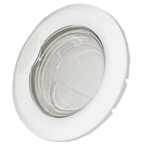 Puerta completa de lavadora LG original ojo de buey, modelos compatibles en descripción