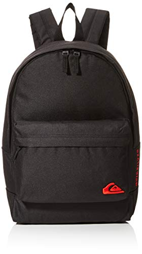 Quiksilver Men's Small Everyday Edition Backpack, Black, Volume: 18L