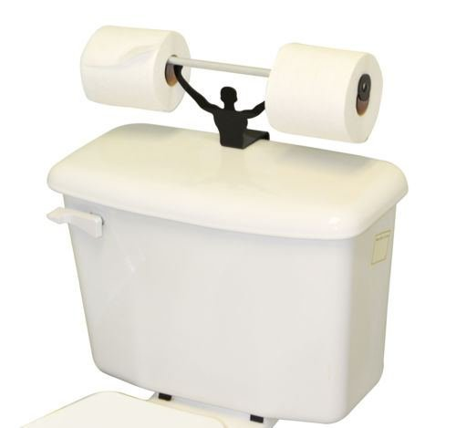 Top 10 best selling list for strong man weightlifter toilet paper holder