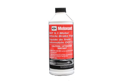 Genuine Ford Fluid PM-21 DOT-5.1 Motor Vehicle Brake Fluid - 16 oz.