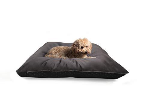 Cuscino cane e gatto Made in Italy sfoderabile e idrorepellente con fondo antiscivolo super confortevole