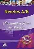 Niveles A/B Comunidad Foral De Navarra. Test Jurídico Común.