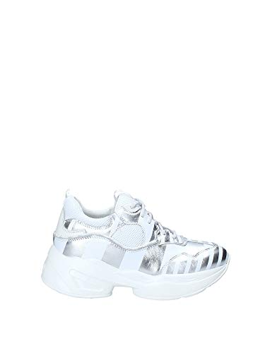 Liu-Jo B19035PX030 Sneakers Donna Argento 40