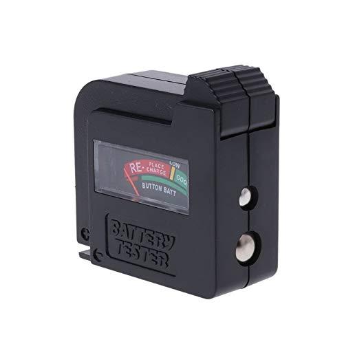 AAA/AA/C/D/1.5V/9V Universal Button Cell Battery Volt Tester Checker BT-860 New
