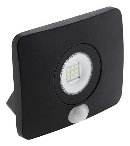 elexity 499927 Projecteur, 10 W, Noir