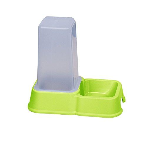 DOGI Dispensador de pienso–3,5l–verde