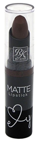 Kiss Ruby Kisses Matte Lipstick Spicy Brown (2 Pack)