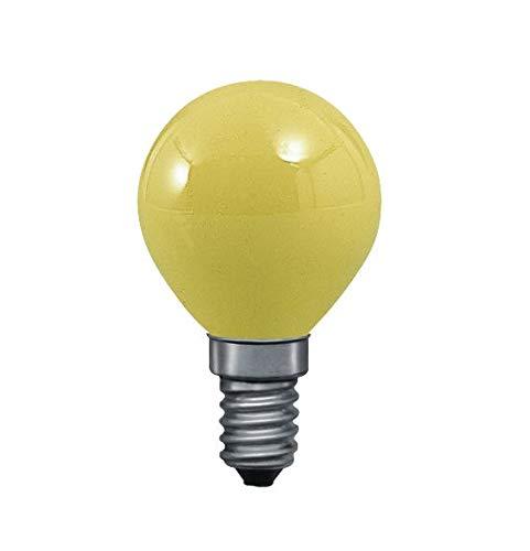 Paulmann 401.22 Tropfenlampe 25W E14 40122 Glas Gelb Leuchtmittel