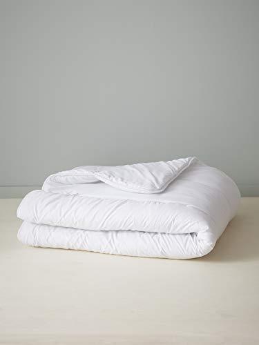 Vertbaudet Steppdecke für Kinderbett, mitwachsend, Weiß