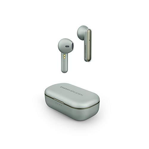 Energy Sistem Earphones Style 3 True Wireless Olive (True Wireless Stereo, Charging Case, Stereo Calls)