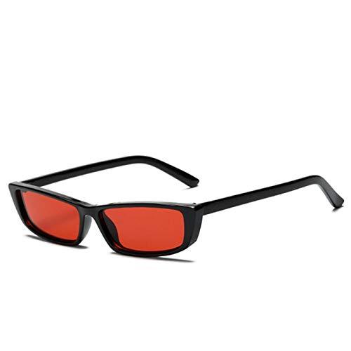 Sunglasses Gafas de Sol Moda Retro Clásico Ojo De Gato Gafas De Sol Mujeres Pequeñas Gafas De So