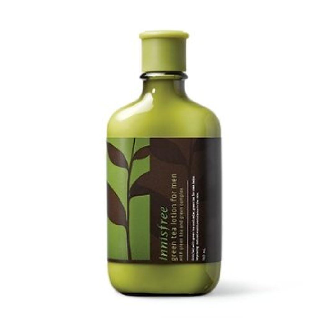 バース海外プロット【イニスフリー】Innisfree green tea lotion for men - 150ml (韓国直送品) (SHOPPINGINSTAGRAM)