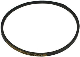 eDealMax 5/16 x 24 Industria de la Segadora de goma Negro K Tipo Vee