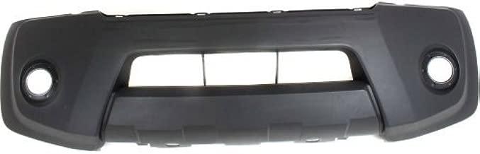 nissan xterra front bumper